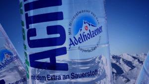 Кислородные напитки Active O2