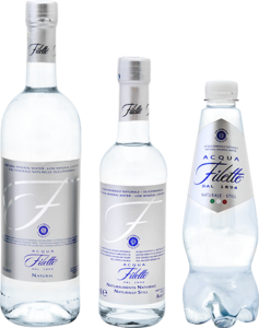 Acqua Filette Naturally Still