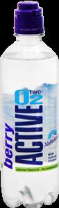 Кислородная вода Active O2 Ягодный