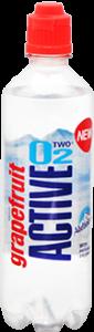 Кислородная вода Active O2 Грейпфрут