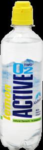 Кислородная вода Active O2 Лимон