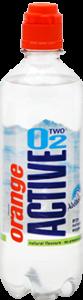 Кислородная вода Active O2 Апельсин